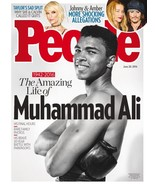 People Magazine Magazine sample item