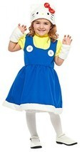 Sanrio Hello Kitty Kids costume 95877S Halloween Party - $95.00