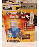 Datapilot Cell Phone Data Transfer Suite Universal Kit Guide CD - $14.84