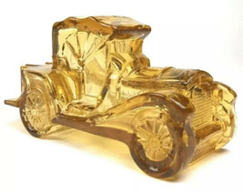 "Avon- Vintage Glass Car After Shave Empty Bottle (6-1/8""x2.5""x3-1/8""H) - $18.66"