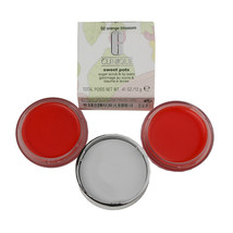 Clinique Sweet Pots Sugar Scrub & Lip Balm .41oz/12g - 02 Orange Blossom - $15.00