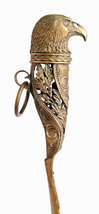 """Shoehorn with a handle in the form of various animals, """"eagle"""" (falcon, ... - $89.00"""