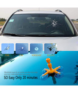SUPER WINDSCREEN REPAIR KIT Window Repair Tools DIY 2 color option - $9.95
