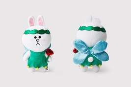 "LINE Friends Rangers ELF CONY Stuffed Plush Doll 10"" Cuddle Toy Game Cha... - €20,18 EUR"