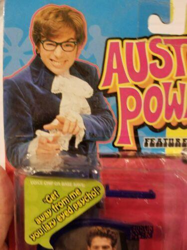 Austin Powers Scott Evil Action Figure 1999 Mcfarlane Toys 90s Series 2 NIP