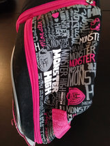 Monster High Ghoulishly Girls Canvas Insulated Lunch Bag image 2