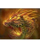 HAUNTED KING PHOENIX & GOLD DRAGON TOGETHER very power eternal life rebi... - $97.77