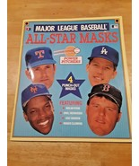 Major League BASEBALL All-Star MASKS Power PITCHERS 4 Punch-Out Ryan Cle... - $12.86