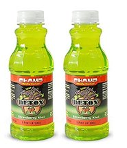 Champ Flush Out Detox Drink, Strawberry Kiwi, 1 Pint (2 Count) - $14.90