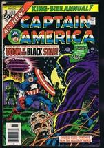 Captain America Annual #3 ORIGINAL Vintage 1976 Marvel Comics - $14.84