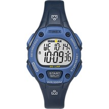Timex IRONMAN® Classic 30 Mid-Size Watch - Blue - $51.82