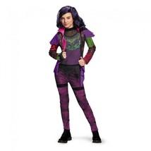 Disguise Disney Descendants Mal Isle Of The Lost Deluxe Halloween Costum... - $34.95