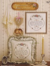 Anniversaries Silver & Golden, Hutspot House Cross Stitch Pattern Leafle... - $3.95