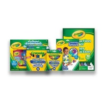 Crayola Back to School Bundle Set, Preschool, and Craft Supplies, Teache... - $25.33