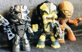 Lot Of 3 Funko LLC Zombie Monster Robots Rare Set - $24.74