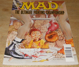 Mad Magazine 1996 August #348 The Ultimate Fighting Championship  - $8.70