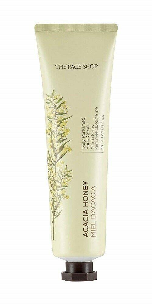 The Faceshop Daily Perfumed Hand Cream, Acacia Honey, 30ml*uk image 4
