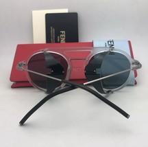 New FENDI Sunglasses FF M0012/S KB7QT 52-22 145 Matte Grey-Orange Frame ... - $369.99