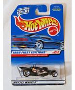 Hot Wheels Mattel Pontiac Salsa cars #596 orange coolest to collect die ... - $23.75