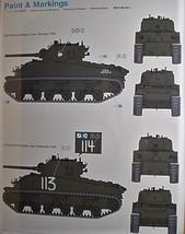 Cyber-Hobby 1/35 kit 9156  WW2 USA M4A3 Weld Hull Sherman Tank  w/bonus image 3