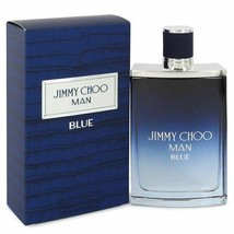 Jimmy Choo Man Blue by Jimmy Choo Eau De Toilette Spray 3.4 oz for Men - $45.95