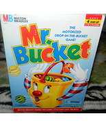Mr Bucket 1991 Electronic Motorized Game-Complete - $35.00