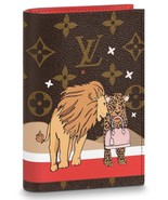 Louis Vuitton Passport Cover Christmas Animation 2018- NWT / Box - $787.05