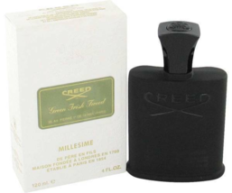Creed Green Irish Tweed 4.0 Oz Millesime Cologne Spray image 1