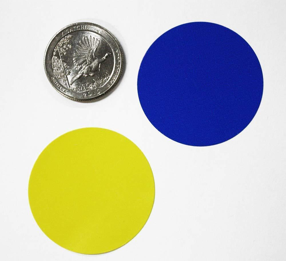 Colored Dot Stickers 1.5 Inch 38mm Circular Labels For Marking Crafts 180 Pack Blank Labels