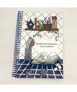 Babbitt Ely Embarrass Area Community Spiral Bound Cookbook Minnesota - $10.39