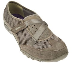 Skechers Breathe Easy Slip-on Shoes Memory Foam... - $55.42
