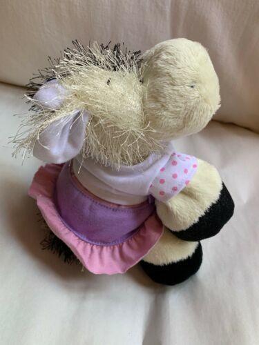 WEBKINZ COW - HM 003 - Used W No Tag Nice Clean Animal Toy Doll ganz image 7