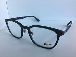 New Ray-Ban RB 1177 7956 50mm Gray Men's Eyeglasses Frame  - $79.99