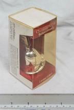 Vintage Hummel 1981 Silverplated Christmas Bell 1st Edition mjb - $14.83