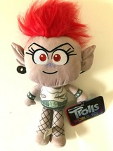 """Large DreamWorks Trolls World Tour Queen Barb Plush 15"""" New Soft Toy. Licensed.  - $19.99"""