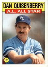 1986 Topps Baseball Base Singles #722-792 (Pick Your Cards) - $0.99