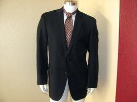 Men's Ralph Lauren Blazer Jacket size 42L 2 button Sport Coat Pinstriped... - $37.99