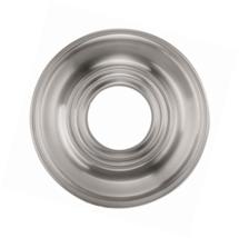 Livex Lighting 8209-91 Ceiling Medallion, Brushed Nickel - $37.63