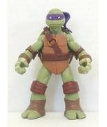 "TMNT Ninja Turtles Nickelodeon Donatello 4.5"" Action Figure Playmates 20... - $13.00"