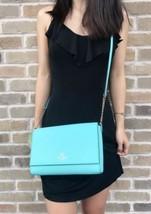 Kate Spade Charlotte Street Alek Crossbody Shoulder Bag Medium Flap Soft... - $109.99