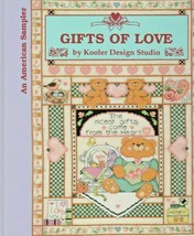 "Hard Covered Book - ""Gifts of Love"" - Kooler Design Studio - Gently Used - $18.00"