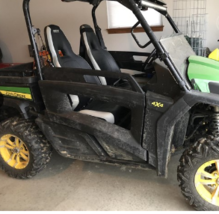 2016 John Deere Gator RSX 860I For Sale in Bridgeport, Ohio 43912 image 1
