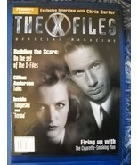 THE X FILES OFFICIAL MAGAZINE VOL 1 #1 PREMIER ISSUE 1997 - $9.99