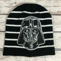 Boys Darth Vader Star Wars Hat Beanie Cap - $6.78