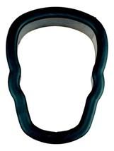 Halloween Comfort Grip Skull Cookie Cutter Wilton Plastic - $2.69