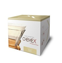 Chemex Bonded Coffee Filter, Circle, 100ct - Exclusive Packaging - $15.62