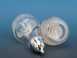 Vintage Duncan & Miller Teardrop Crystal Salt & Pepper Shakers image 2
