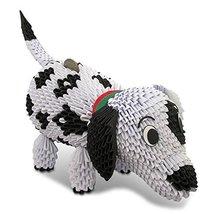 3D Modular Origami Cute Puppy/Dog Piggy Bank/Money Box Handmade Paper Ar... - $1.726,09 MXN