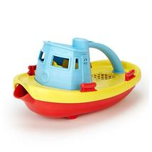 Green Toys Tugboat For Tub Fun - $10.50