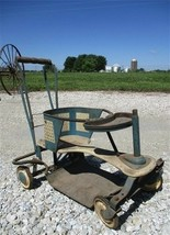 Taylor Tot Stroller Baby Carrier Buggy Walker Vintage Mid Century Retro ... - $149.00